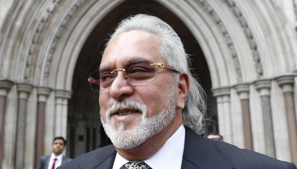 Vijay Mallya leaves the England and Wales high court after winning the legal right to appeal against extradition to India to face fraud charges.