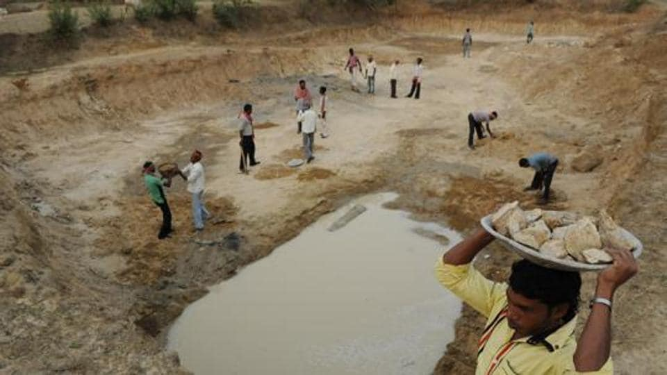 Government is reorienting its flagship rural employment guarantee scheme towards water conservation by reserving  at least 75% of the 2.58 billion person days expected to be generated during 2019-20 to boost water storage and agricultural activities in the country.