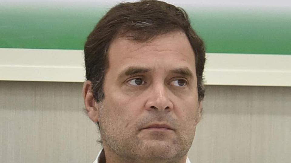 Rahul Gandhi removes `Congress President` from Twitter bio after confirming his resignation
