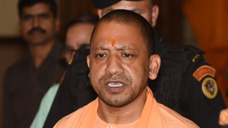 Chief minister Yogi Adityanath presided over the cabinet meeting that considered the proposal to bring down the total number of departments from 93 to nearly half as suggested by the Niti Ayog.