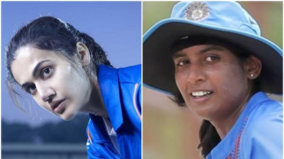 Taapsee Pannu played a hockey player in Diljit Dosanjh starrer Soorma.
