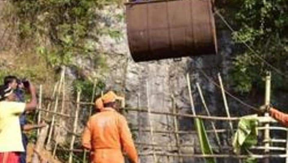 Last year in December, 15 miners were trapped in a mine after the illegal coal mine they were digging got flooded in the coal-rich East Jaintia Hills, an area where illegal mining was rife despite a National Green Tribunal ban on such activities.