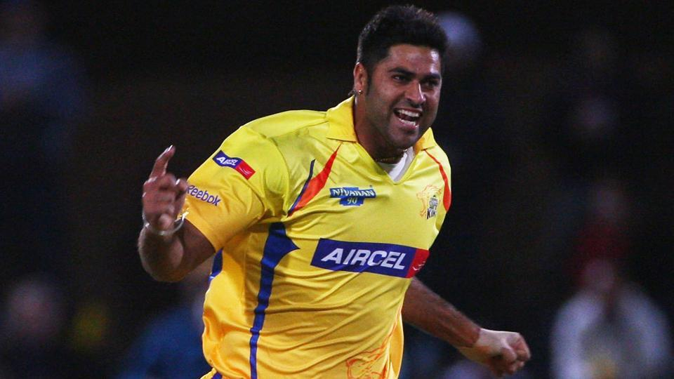 File image of former Chennai Super Kings cricketer Manpreet Gony