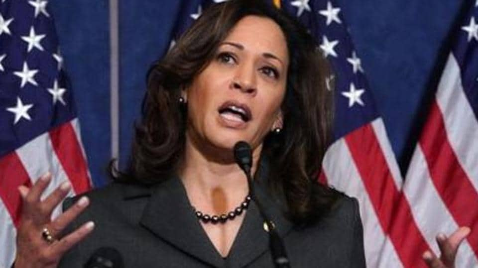 Kamala Harris had entered the race as a frontrunner posting the highest first 24-hour collection of donations of the race till then. But, was soon overtaken by Bernie Sanders, and occasionally by others such as former Congressman Beto O'Rourke and Mayor Pete Buttigieg.