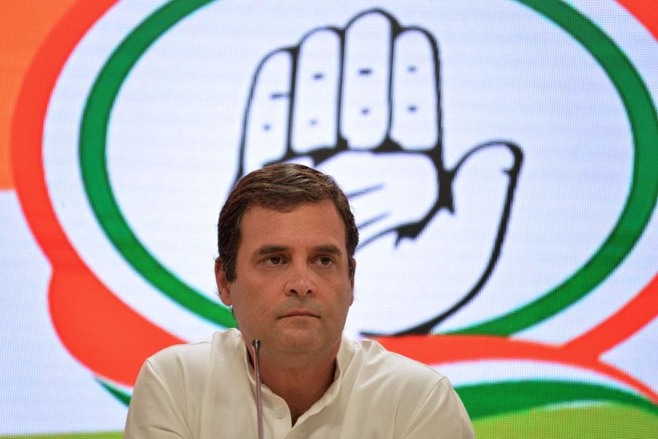 Rahul Gandhi resignation:The 49-year-old Congress leader had stunned his party's top leadership at the 25 May meeting of the Congress Working Committee when he first conveyed his decision to quit as the boss.