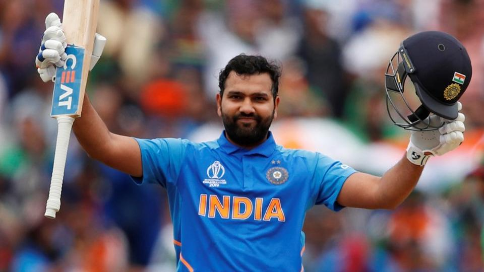 Cricket World Cup: Rohit Sharma
