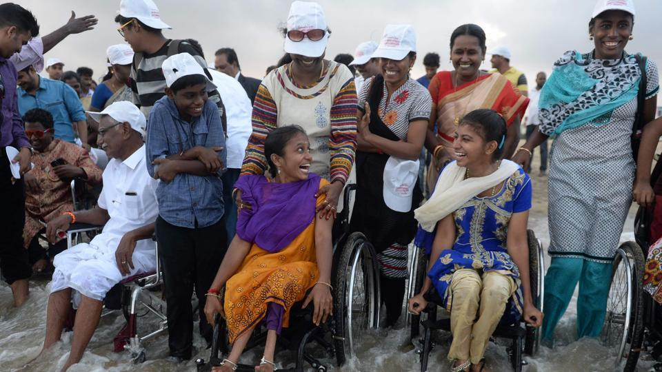 The report said an analysis of the current situation indicated that an estimated 7.8 million children aged under 19 lived with disabilities in India.