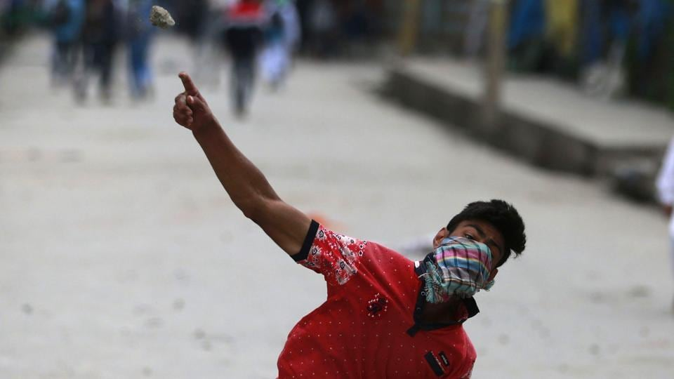 """Two more youths have joined militant ranks in North Kashmir's Baramulla five months after the district was declared """"militancy free''."""