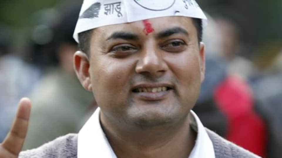 Som Dutt represents Sadar Bazar constituency in old Delhi area.This is the second conviction of a sitting AAP MLA in a week.
