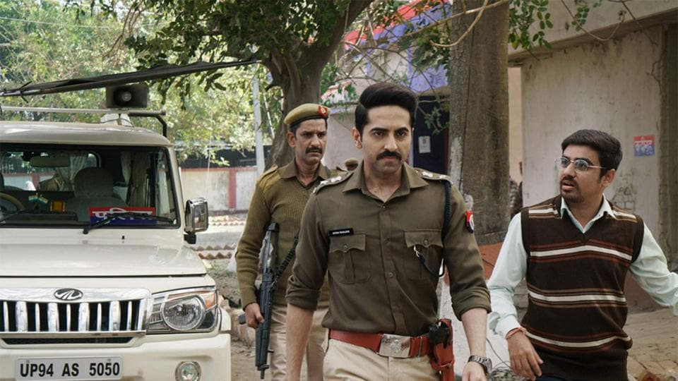 Article 15 the film has its roots in the Badaun case, where two Dalit girls were found hanging from a tree; the plot follows one police officer's attempt to figure out what happened and why.