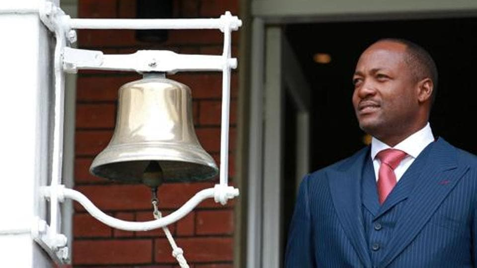 File photo of Former West Indies cricketer Brian Lara.