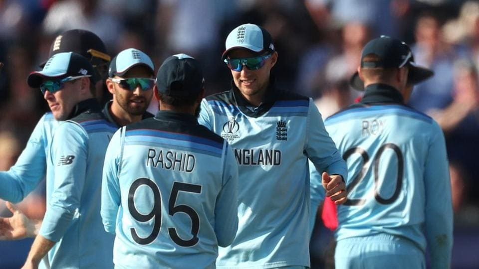 ICC Cricket World Cup: England seal semis spot