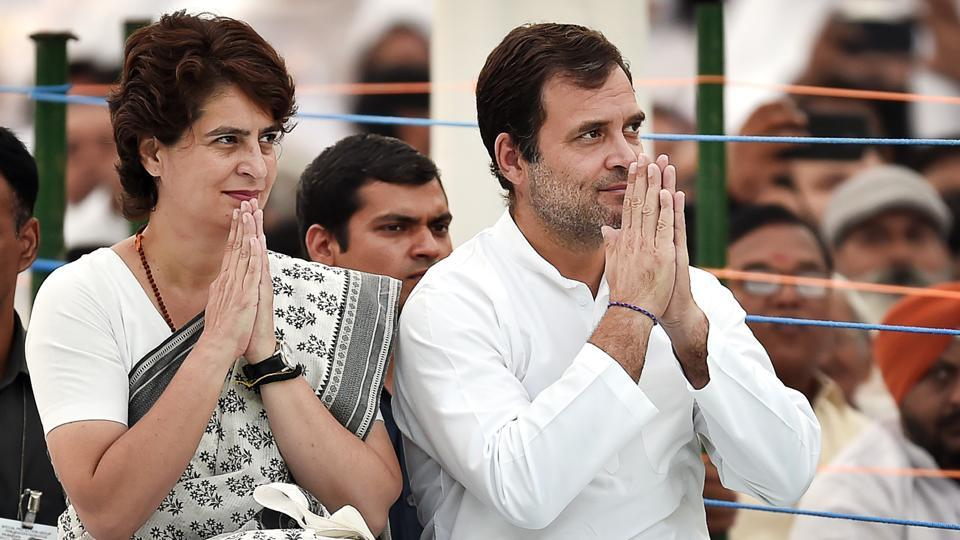 Priyanka Gandhi Vadra on Thursday tweeted her admiration of brother Rahul Gandhi, a day after he brought finality to his decision to step down as party president by writing a farewell note to party workers and supporters.