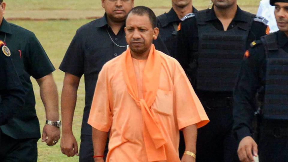 UP chief minister yogi adityanath,yogi govt,UP govt