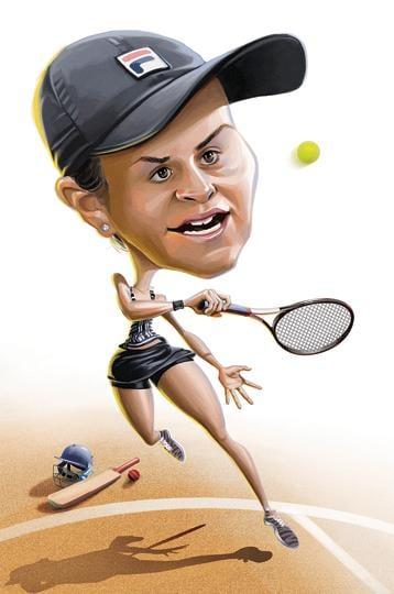 Ashleigh Barty,tennis,women's tennis