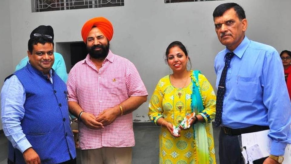 KSK Academy chairman Sardar Narender Singh Chahal said the school will organise more such health camps in future