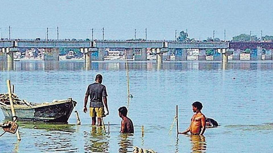 Rs 2,774 crore has been demanded under the Namami Gange project