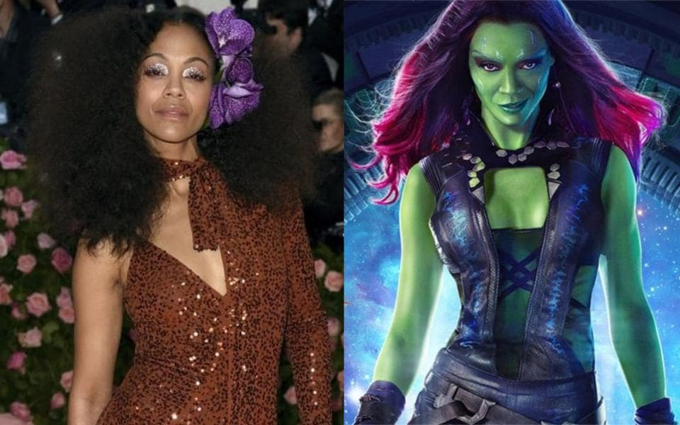 Zoe Saldana Wants To See Bad Gamora Is Looking Forward To