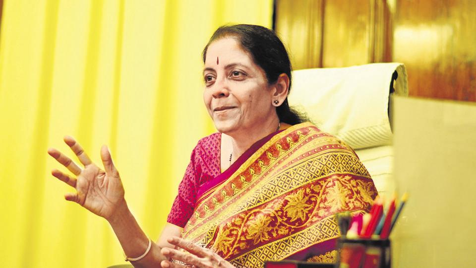 Finance Minister Nirmala Sitharaman will make history by being the first full-time woman finance minister in India to present the Budget.