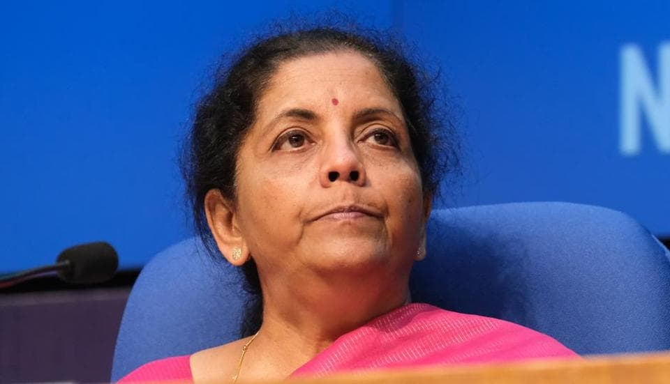 "On Friday, Sitharaman said, ""Mahatma Gandhi had said the soul of India lives in its villages. This year I submit that the government keeps 'gaon, garib and kisan' at the centre."""