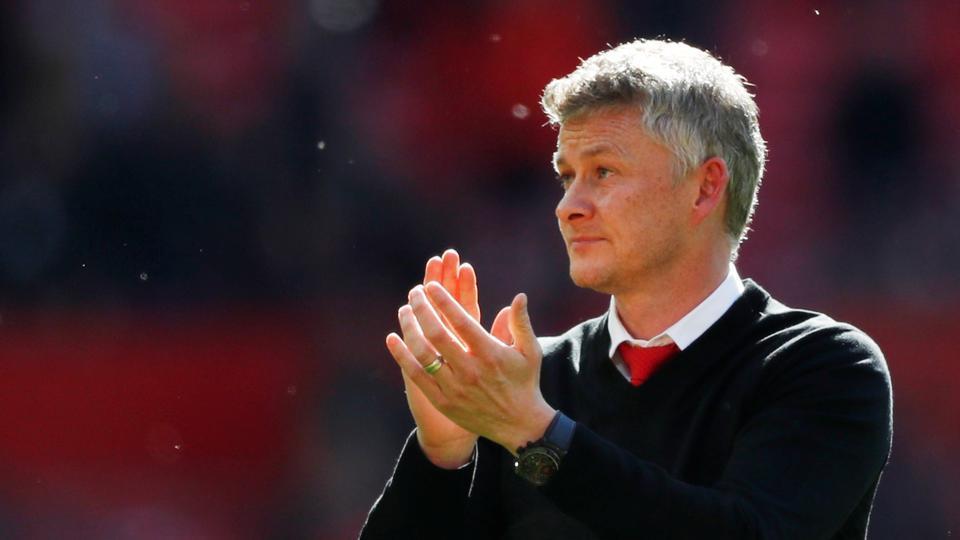File image of Manchester United manager Ole Gunnar Solskjaer.