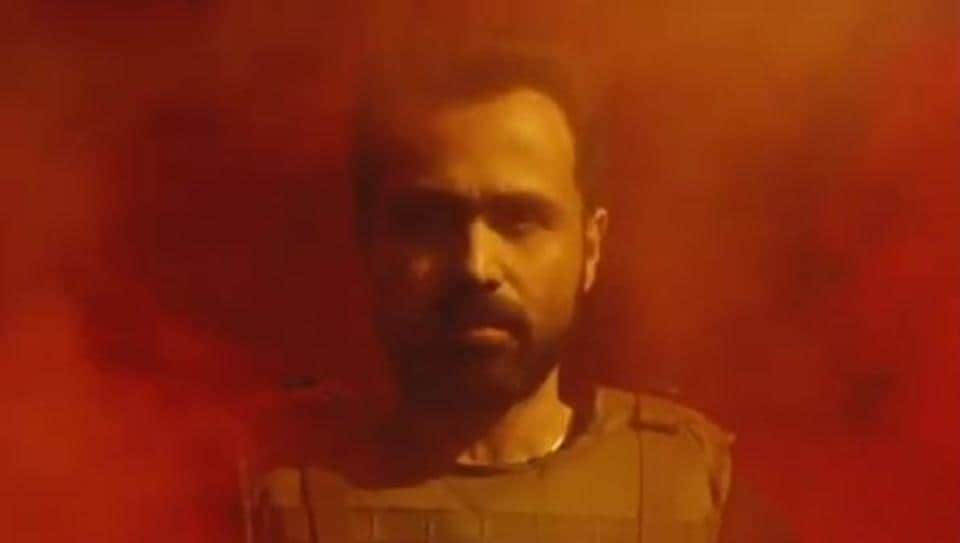 Emraan Hashmi plays an expelled spy named Kabir Anand in Netflix original, Bard of Blood.