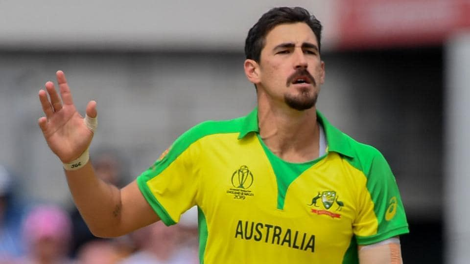 Mitchell Starc claimed a major record during Australia's ICC World Cup 2019 encounter against South Africa.