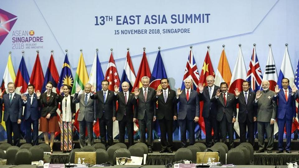 """The visit comes close on the heels of a push from some quarters for the finalisation of RCEP by an """"Asean + 3"""" grouping, leaving Australia, India and New Zealand to join the free trade pact at a later date."""