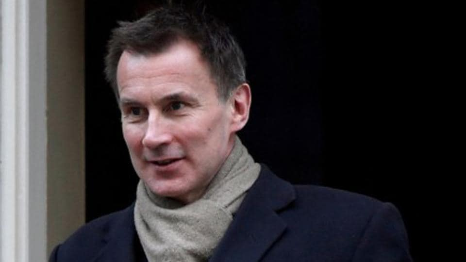 Foreign secretary Jeremy Hunt says he will accord the highest priority to relations with India.
