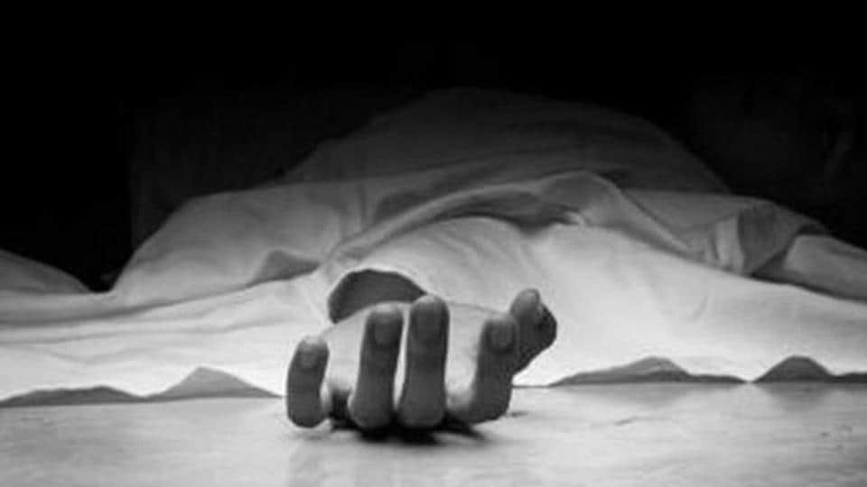Only five months ago the semi-decomposed body of the woman's son, 56-year-old Dipanjan Chatterjee, was recovered from the same flat, three days after his death.