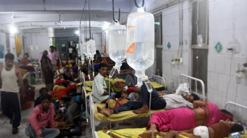 Even as the situation has somewhat stabilised Muzaffarpur, cases of acute encephalitis syndrome (AES) in Gaya and Aurangabad districts have kept health officials on toes.