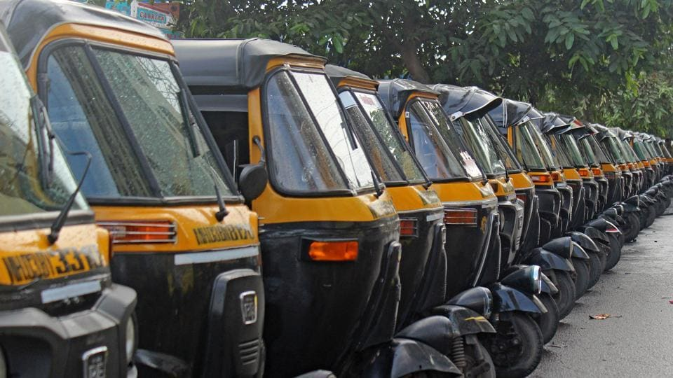 Auto drivers have threatened to strike from Tuesday across the state