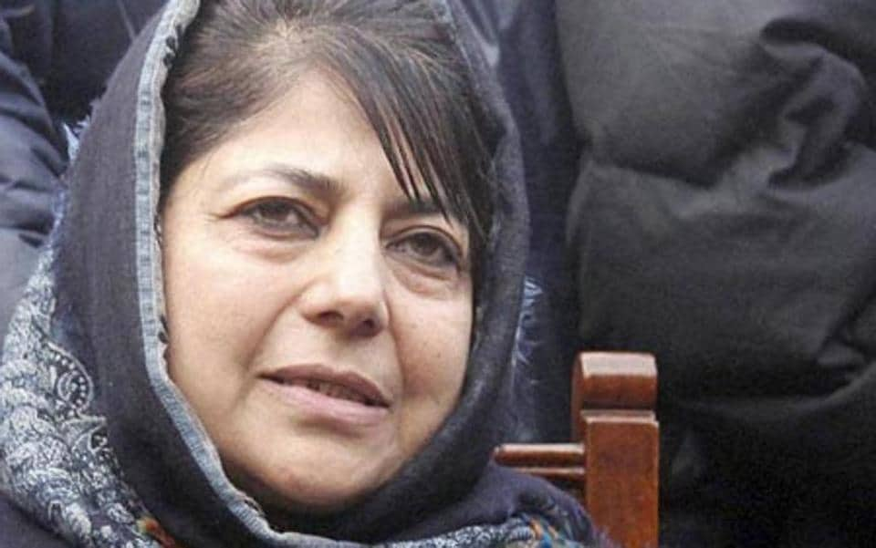 Government should initiate 'dialogue if Hurriyat is ready': Mehbooba Mufti