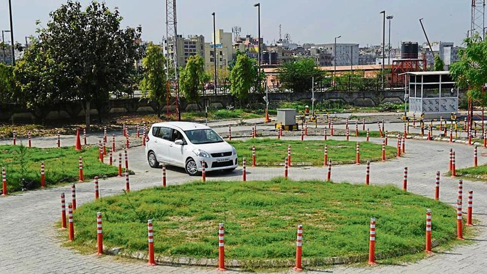 Delhi has a total of 12 motor licensing centres, of which three conduct fully automated driving tests.