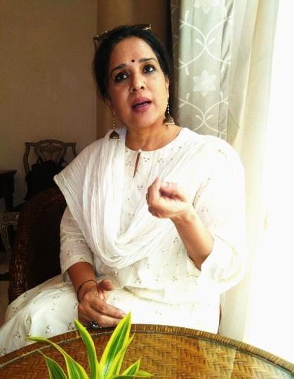 Manjari Chaturvedi