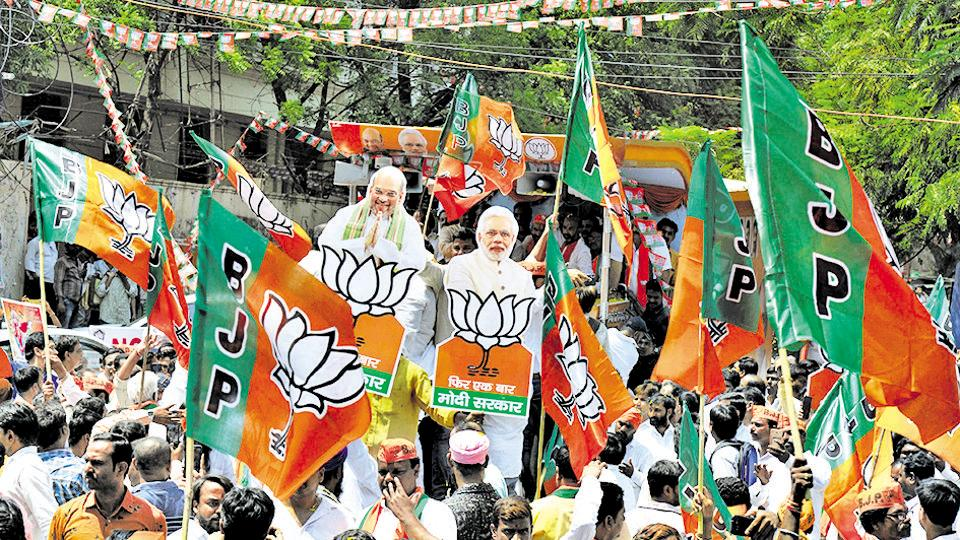 The moment is ripe (for BJP's expansion) for given, Mr Modi's popularity and the sheer dominance it enjoys in Indian politics at the moment, many are sure to gravitate towards the party.
