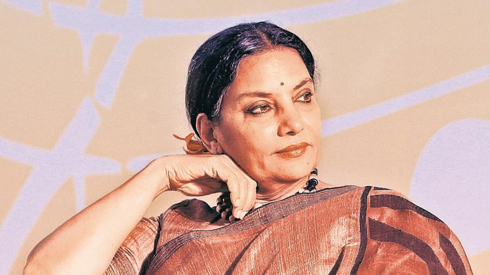 'It is always necessary that we point out our flaws for the betterment of our country', says Shabana Azmi.