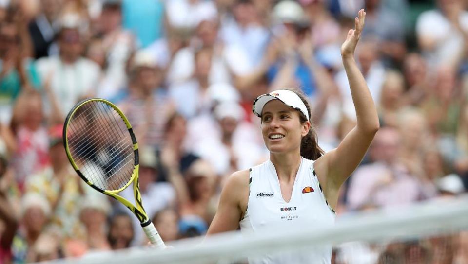 Johanna Konta,Petra Kvitova,Wimbledon