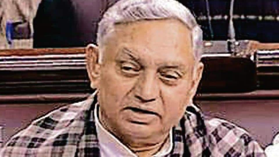 Janardan Dwivedi said Rahul Gandhi should have formulated a mechanism to suggest the name of his successor after stepping down as the Congress chief. (File photo)