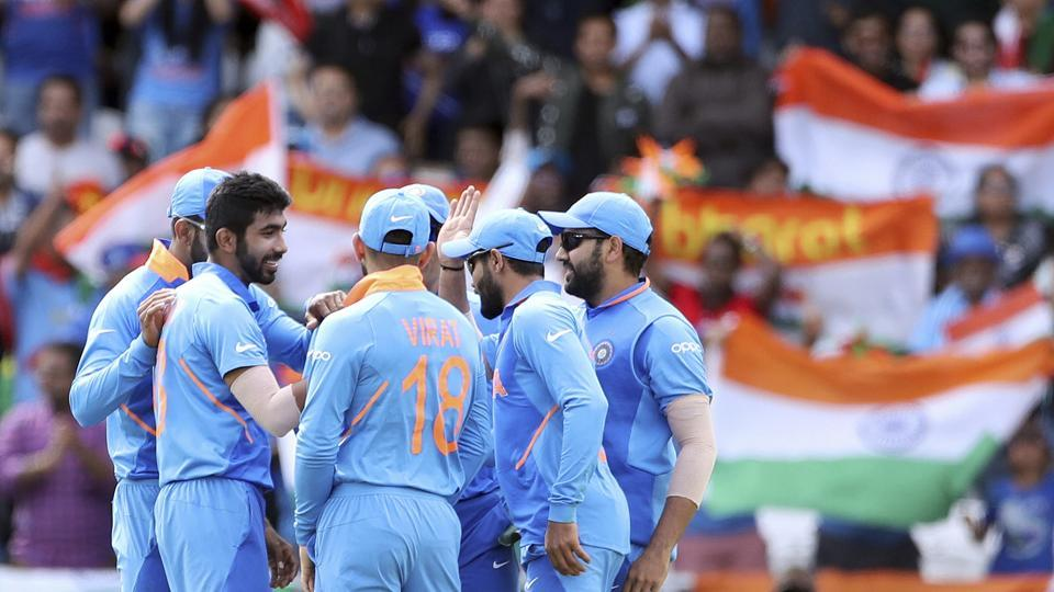 India vs New Zealand, semi-final World Cup 2019: File image of Indian team