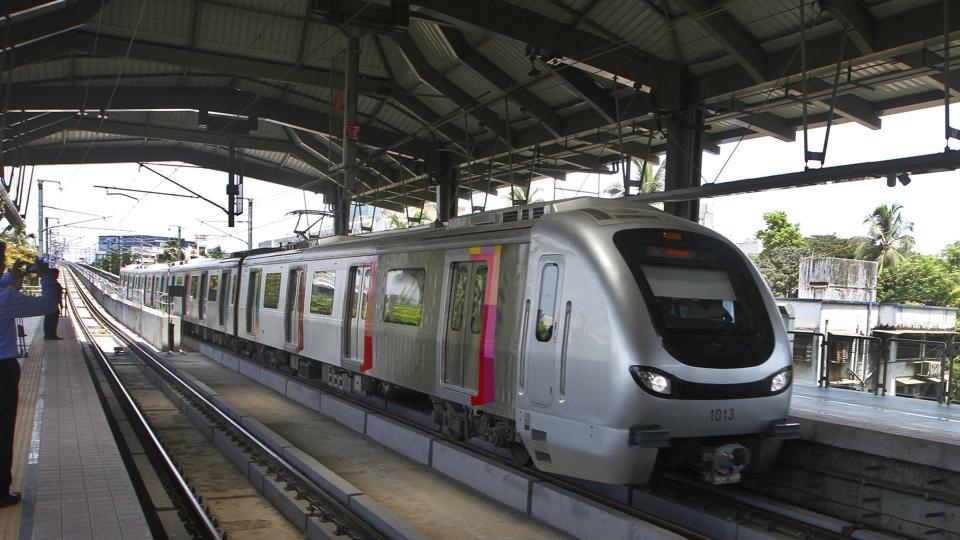 The MMRDA  is looking at leasing two more plots in BKC, to earn revenue to help build the ongoing Mumbai  Metro projects.
