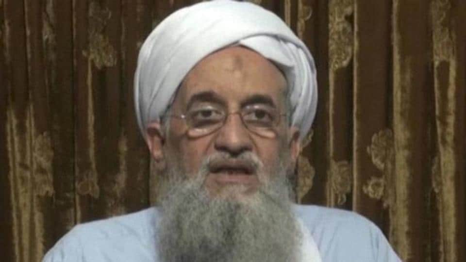 """Terror group Al Qaeda's Chief, Ayman al-Zawahiri, has told """"Mujahideen in Kashmir"""" to inflict """"unrelenting blows"""" on the Indian Army and government in Jammu and Kashmir. (AP File Photo)"""