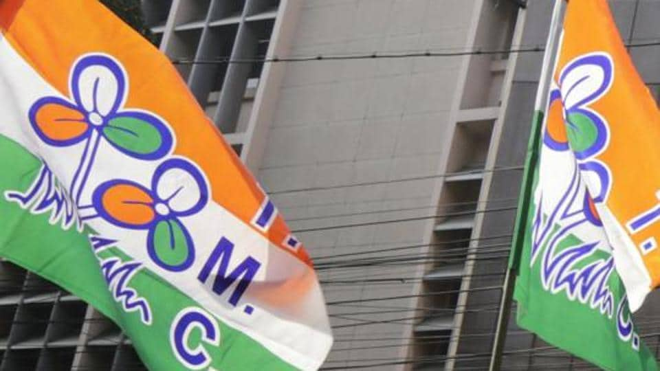 Cracks appeared in the opposition camp in the Rajya Sabha on Wednesday after the Trinamool Congress won the support of the Bharatiya Janata Party and other parties, and its candidate defeated a Congress one in an election for the Employees' State Insurance Corporation.