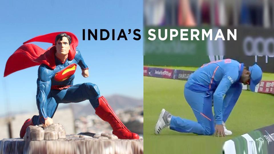 Ravindra Jadeja's catch created a buzz on Twitter.