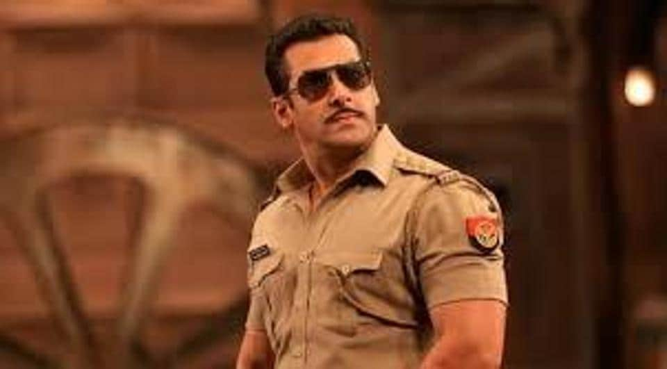 Dabangg 3,Salman Khan,.Chulbul Pandey