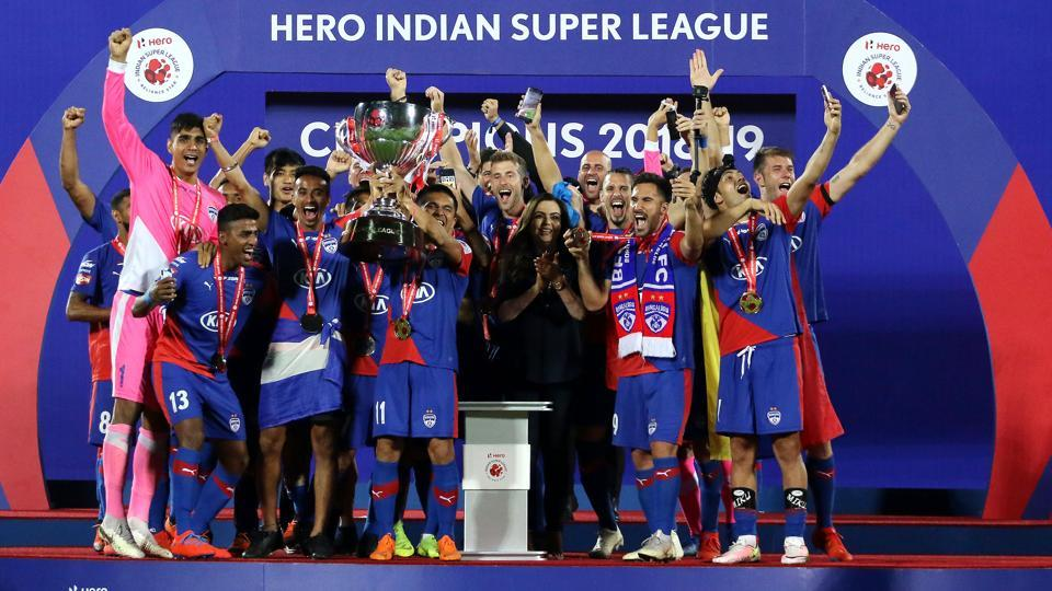 ISL set to be India's top football tier