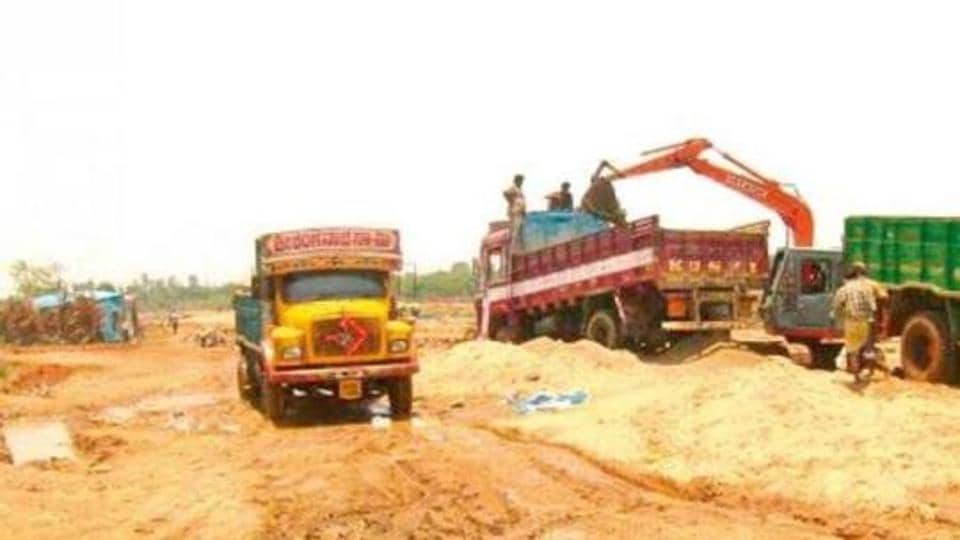 CBI files 2 new cases over UP sand mining
