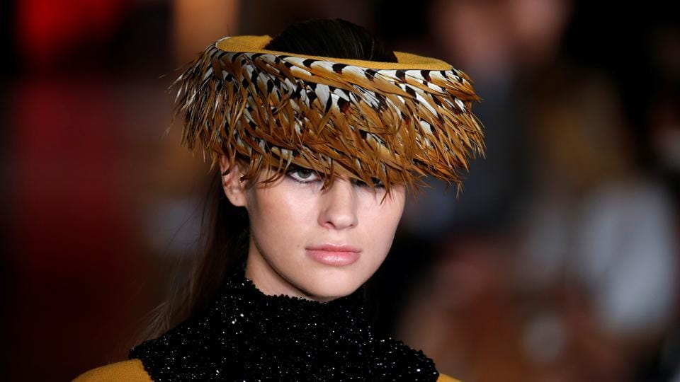 Paris Couture Week 2019: Plush plumes preen at couture week