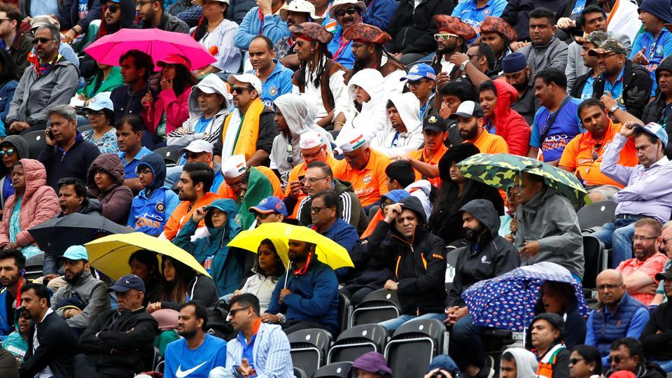 India vs New Zealand, semi-finals, ICC World Cup 2019: Fans ejected