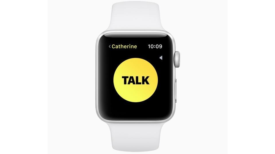 Apple disables Walkie Talkie app